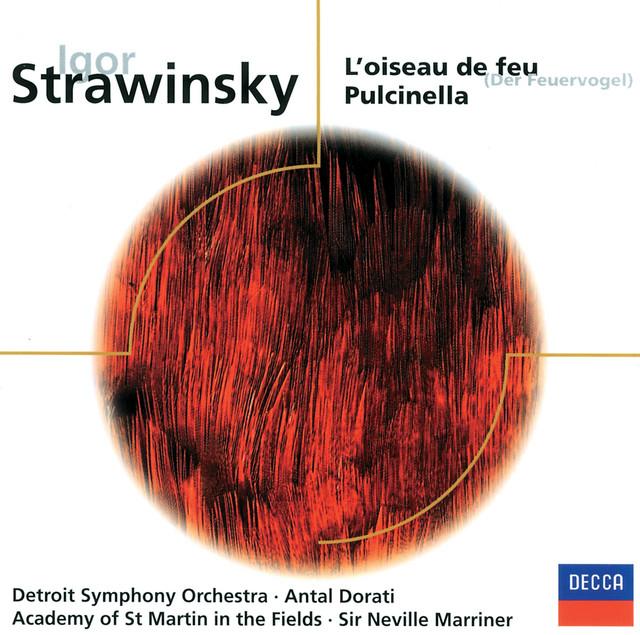 Strawinsky: Feuervogel/Pulcinella
