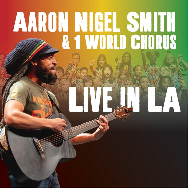 Live in LA by Aaron Nigel Smith
