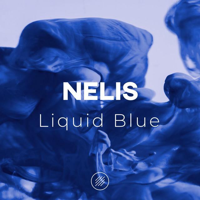 Liquid Blue Image