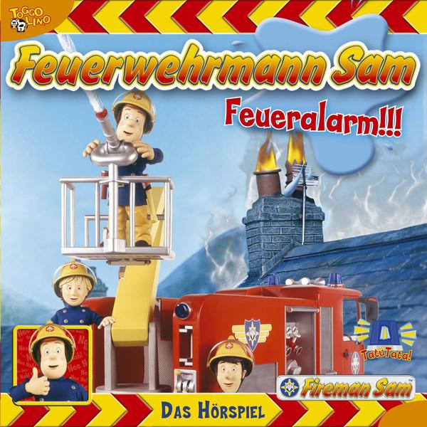Feuerwehrmann Sam - Feueralarm!!!