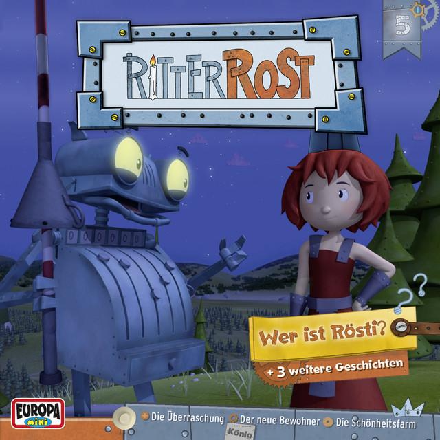 Hörspiel zur TV-Serie 05 - Wer ist Rösti? Cover