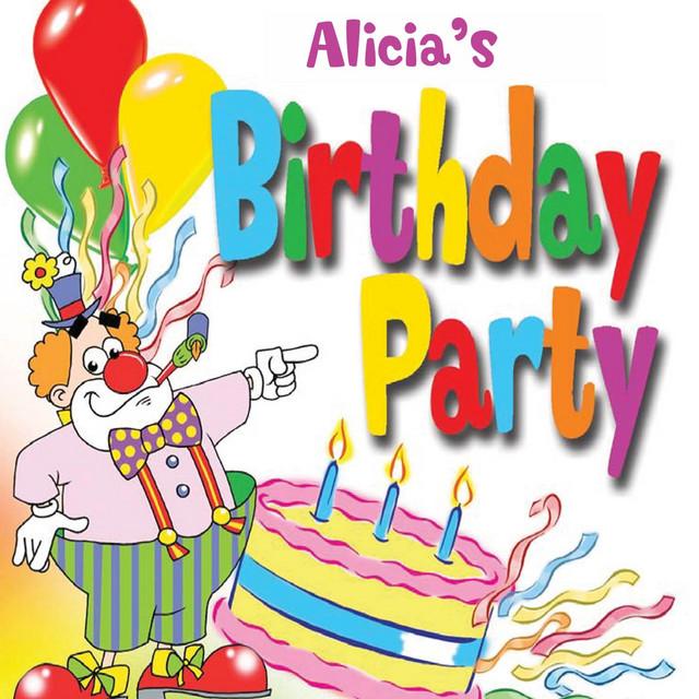 Happy birthday alicia