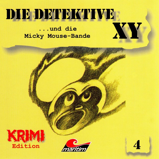 Folge 4: ...und die Micky Mouse-Bande Cover