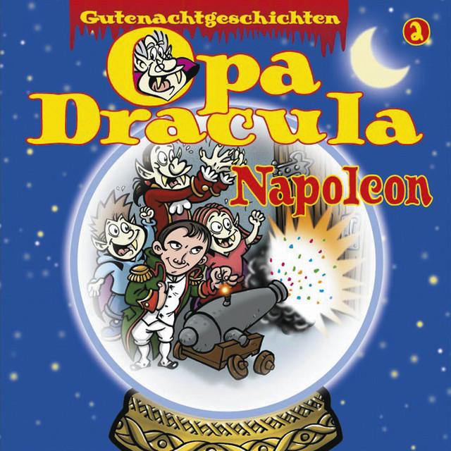 Opa Draculas Gutenachtgeschichten, Folge 2: Napoleon Cover