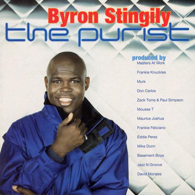 Byron Stingily played on House Party Radio