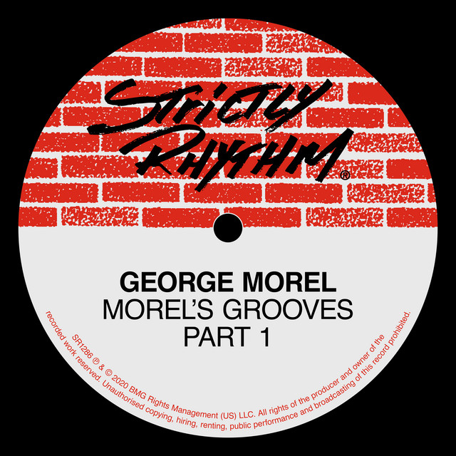 Artwork for I Don't Know What It Is by George Morel