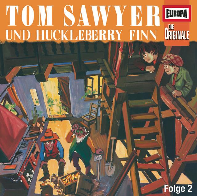 018/Tom Sawyer + Huckleberry Finn 2