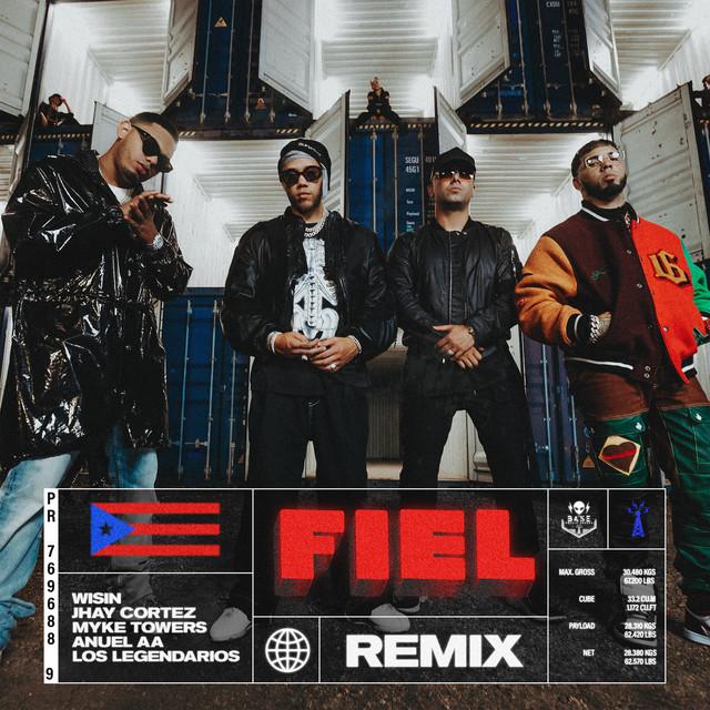 Fiel (Remix) - Fiel - Remix