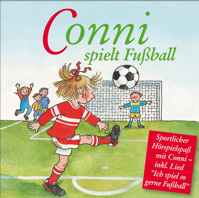 Conni spielt Fußball (EM Edition)