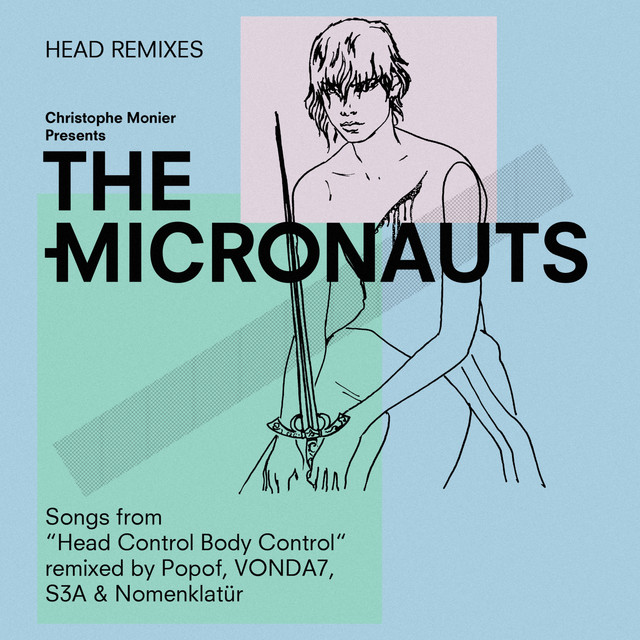 """Head remixes (Songs From """"Head Control Body Control"""" Remixed By Popof, Vonda7, S3A & Nomenklatür)"""