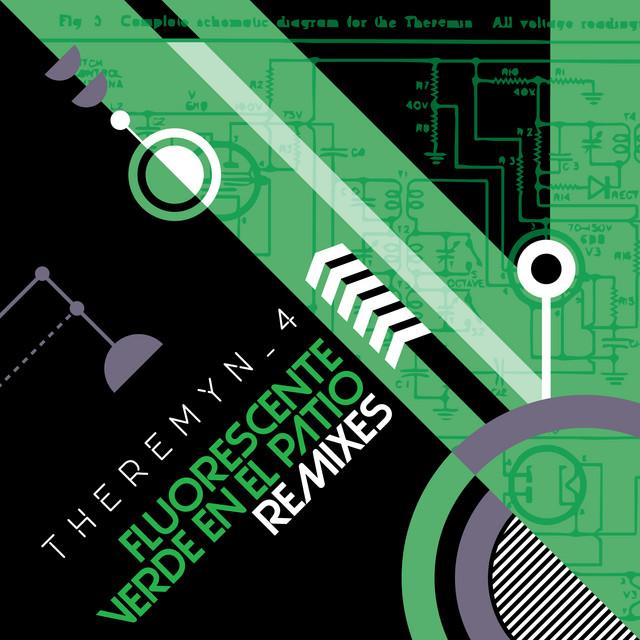 Fluorescente Verde en el Patio (Remixes)
