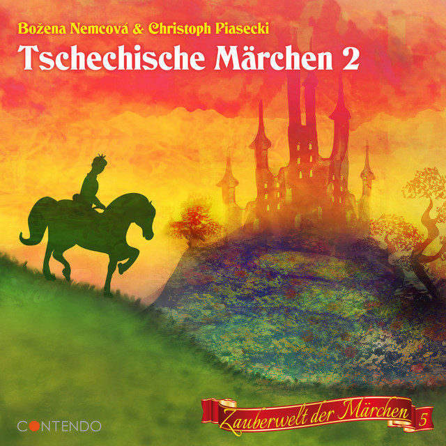 Folge 5: Tschechische Märchen 2 Cover