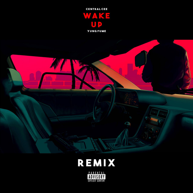 WAKE UP - Yung Fume Remix
