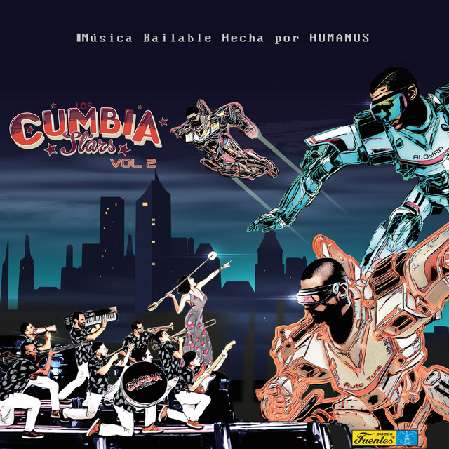 Los Cumbia Stars (Vol.2)