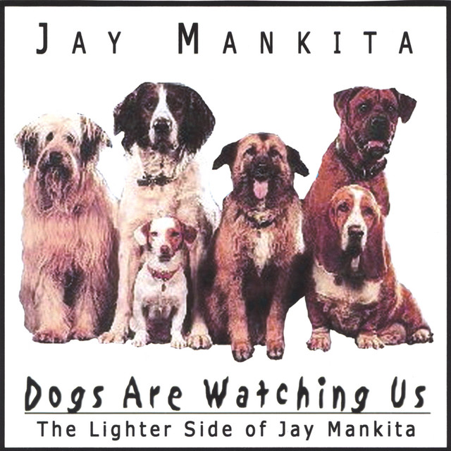 Dogs Are Watching Us by Jay Mankita