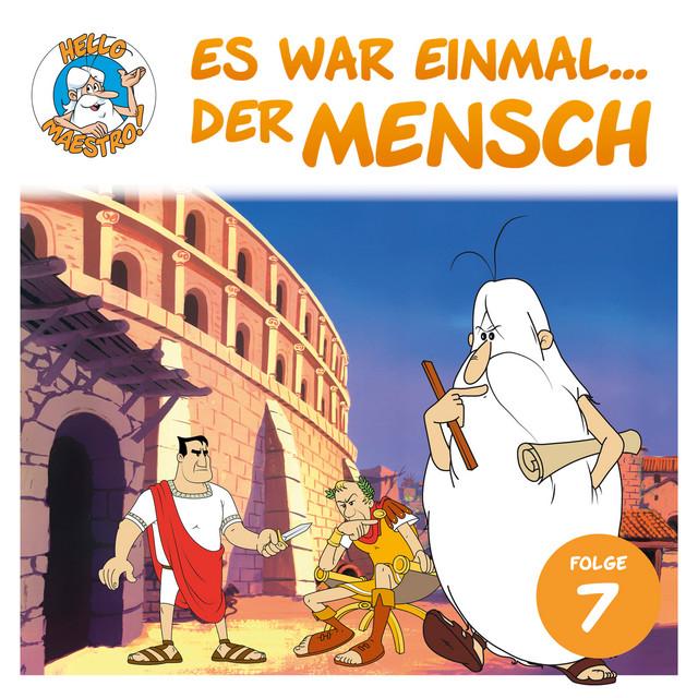 Folge 7: Das römische Reich Cover