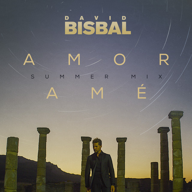 Amor Amé (Summer Mix) album cover