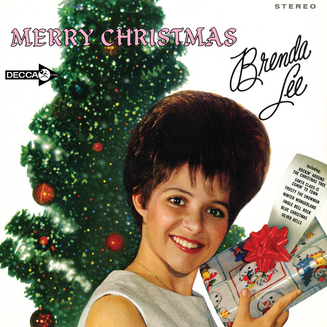 Rockin' Around The Christmas Tree cover