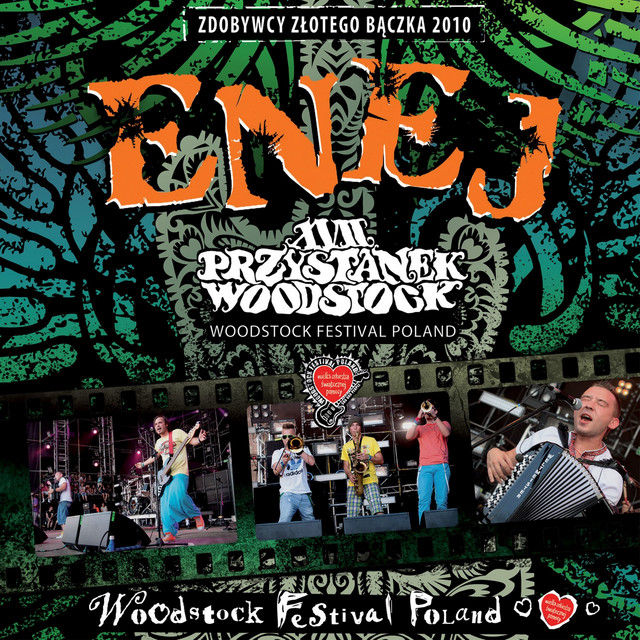 Enej Live Przystanek Woodstock 2011