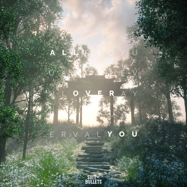 Collin Jax - All Over You (feat. Hanne) Image