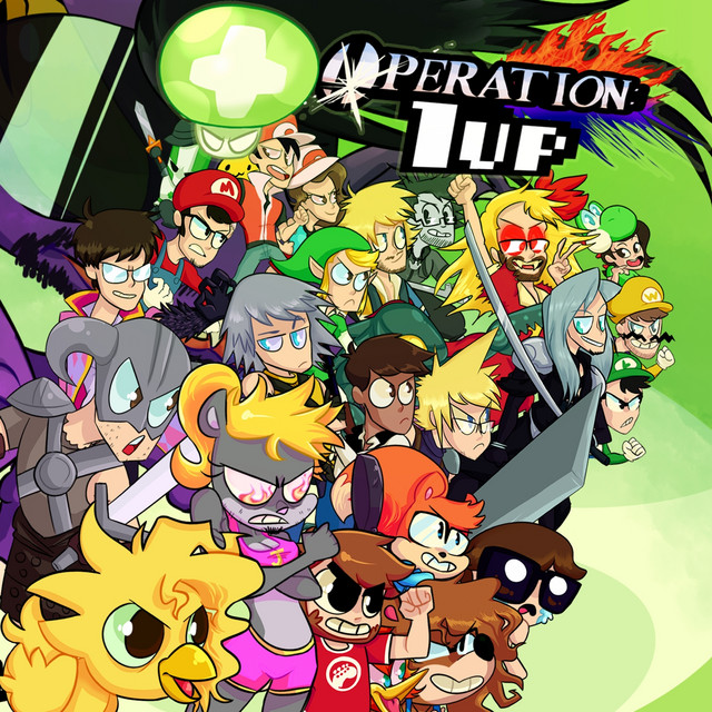 Operation: 1-UP By Various Artists On Spotify