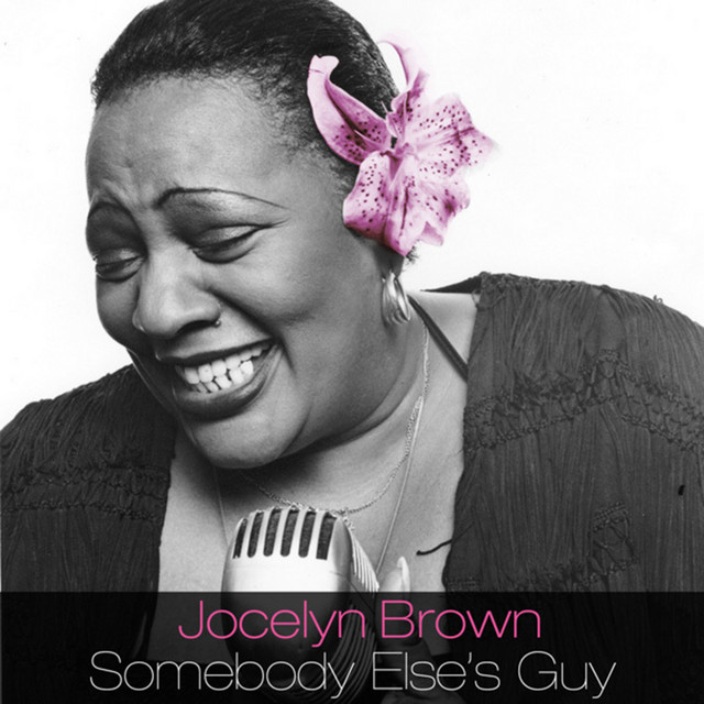 Somebody Else's Guy album cover