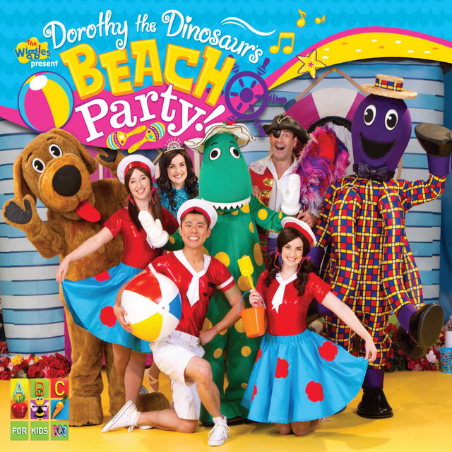 Dorothy The Dinosaur's Beach Party by The Wiggles