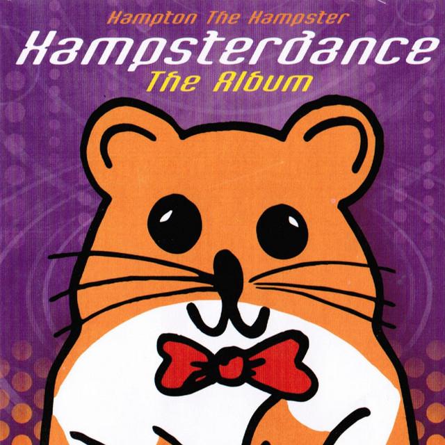 HampsterDance the Album by Hampton The Hampster