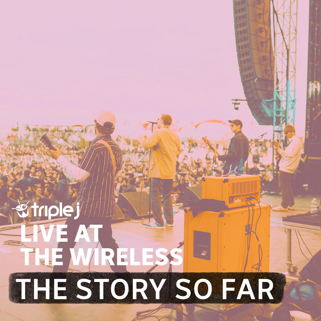 Artwork for Quicksand (triple j Live At The Wireless) by The Story So Far