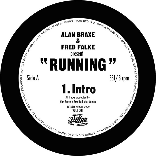 Alan Braxe & Fred Falke · Intro