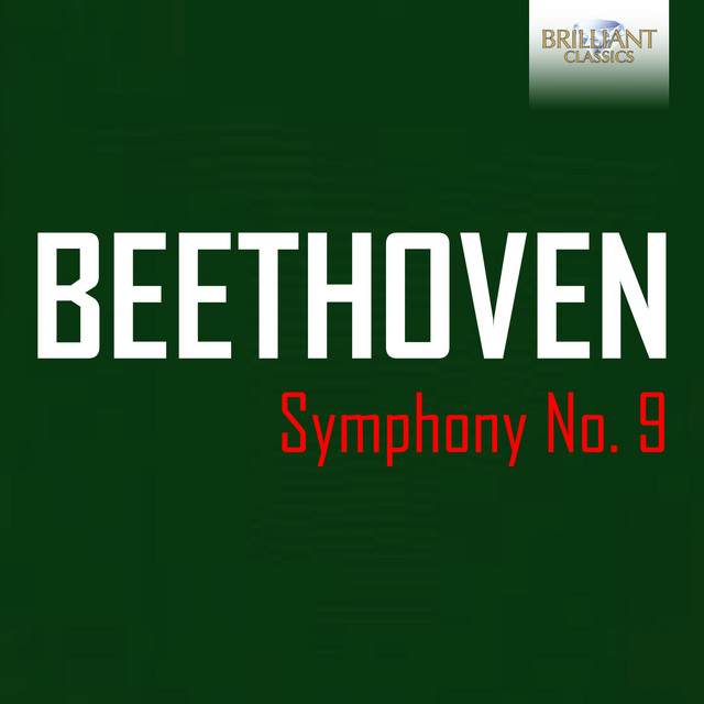 Album cover for Beethoven: Symphony No. 9 by Ludwig van Beethoven, Staatskapelle Dresden, Herbert Blomstedt