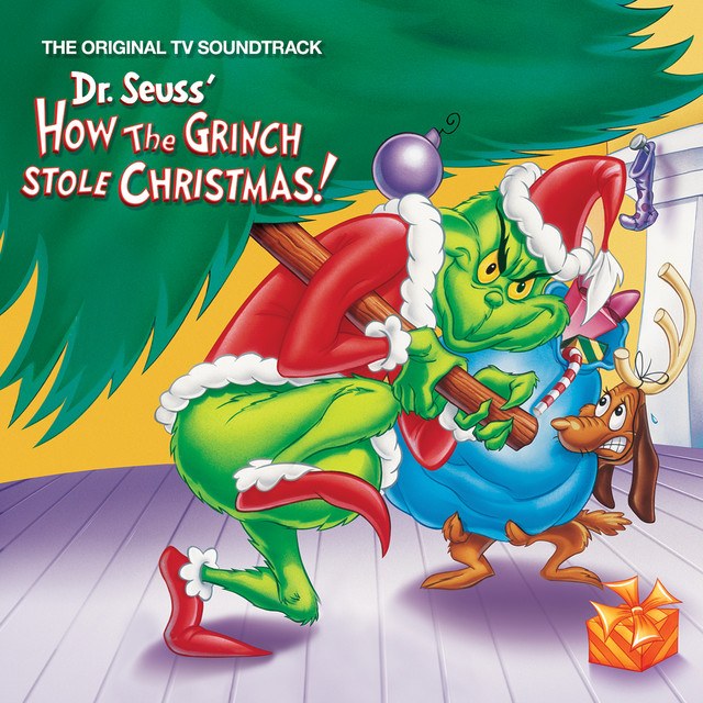 You're A Mean One Mr. Grinch album cover