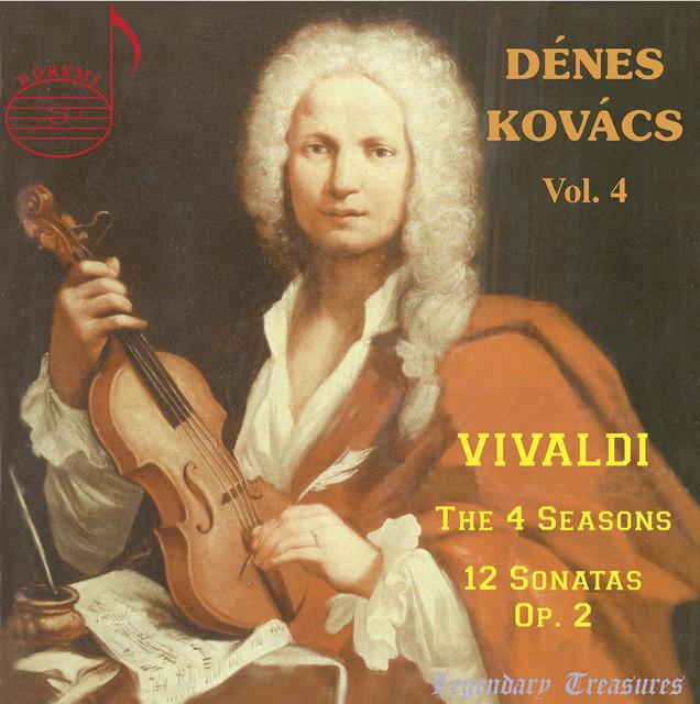 Dénes Kovács, Vol. 4: Vivaldi