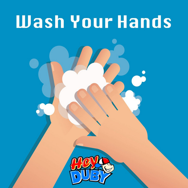 Wash Your Hands by Hey Duby