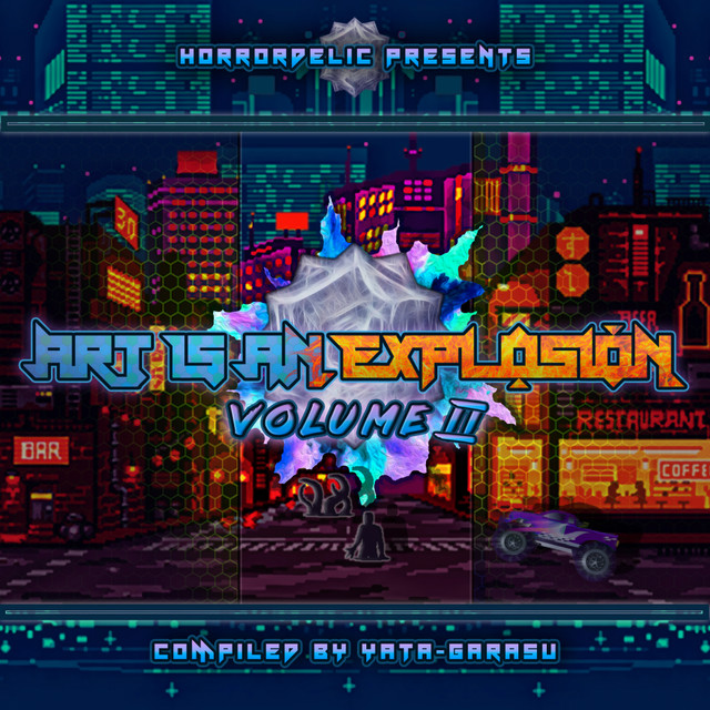Art is An Explosion, Vol. 2