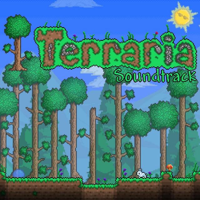 Terraria all songs