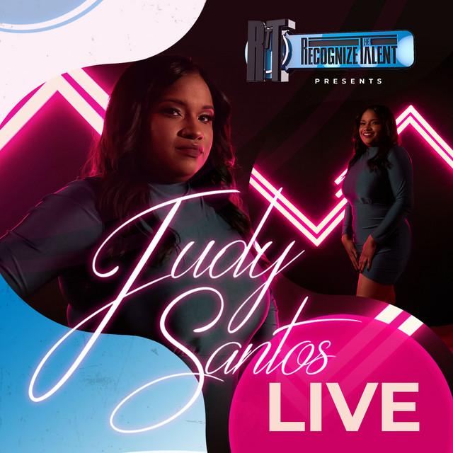 Album cover for Judy Santos (Live) by Judy Santos