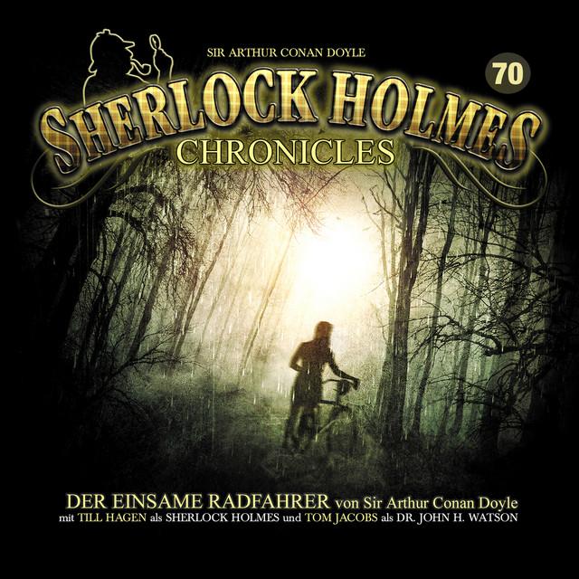 Folge 70: Der einsame Radfahrer Cover