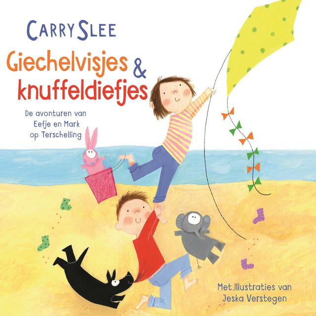 Hoofdstuk 11 - Giechelvisjes & knuffeldiefjes - Avonturen van Eefje en Mark op Terschelling
