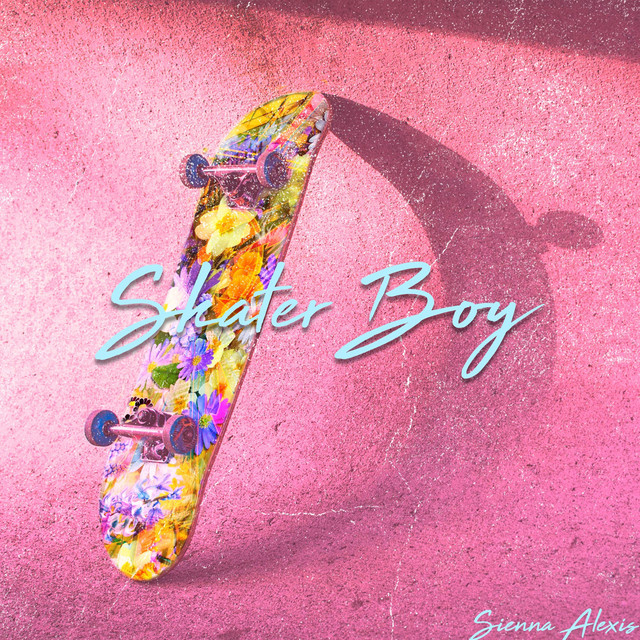 Artwork for Skater Boy by Sienna Alexis