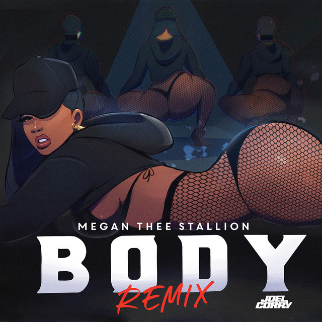 Body (Joel Corry Remix) album cover