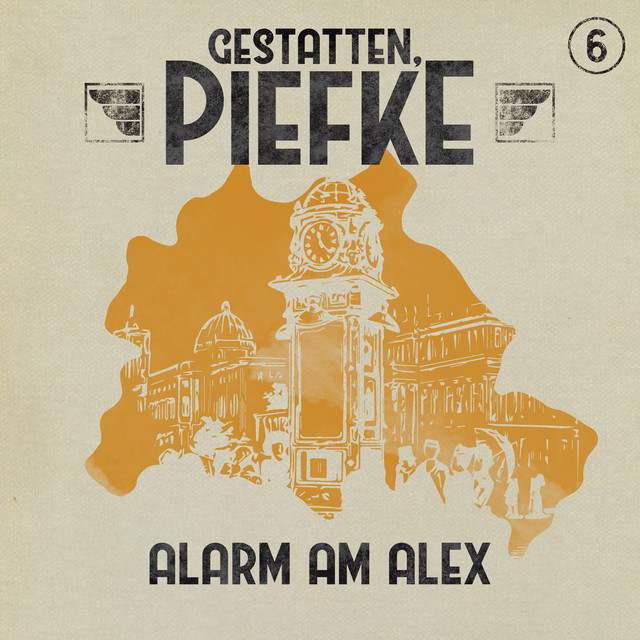 Folge 6: Alarm am Alex Cover