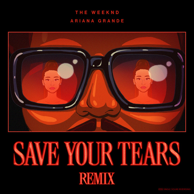 Save Your Tears (Remix) album cover