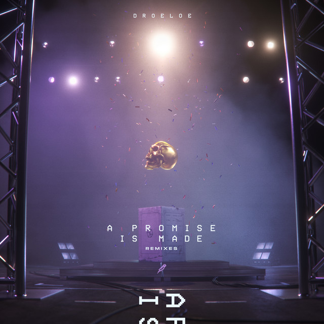 Album cover for A Promise Is Made (Remixes) by DROELOE