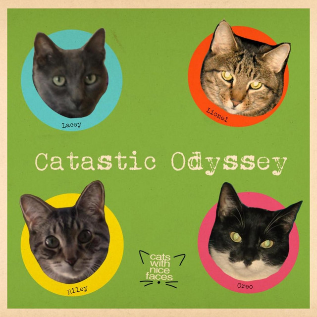 Catastic Odyssey by Catswithnicefaces
