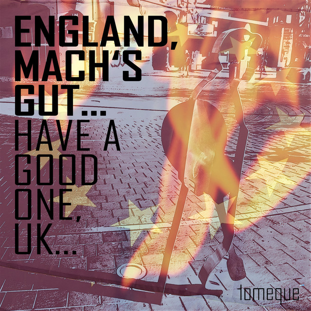 England, mach's gut... Have a good one, UK...