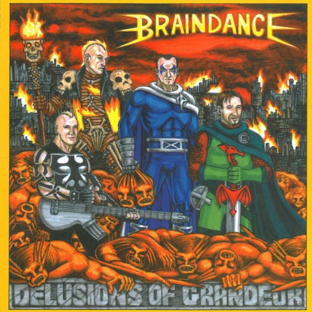 Braindance tickets and 2020 tour dates