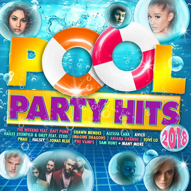 Pool Party Hits 2018