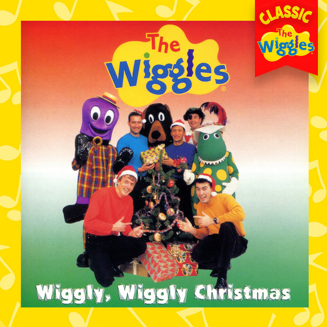 Wiggly, Wiggly Christmas (Classic Wiggles) by The Wiggles