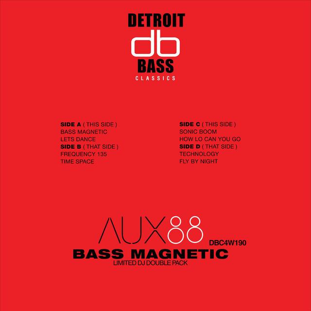 Aux88 Vinyl